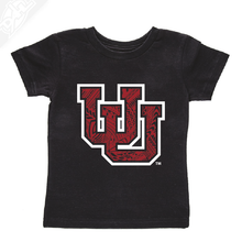 Load image into Gallery viewer, Interlocking UU Poly Pattern- Infant/Toddler Shirt