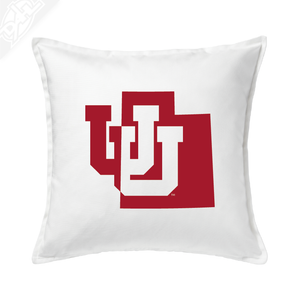 Interlocking UU State - Pillow
