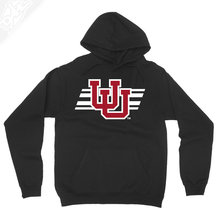Interlocking UU w/Utah Stripe - Hoodie