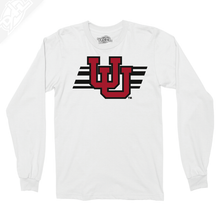 Load image into Gallery viewer, Interlocking UU w/Utah Stripe - Long Sleeve