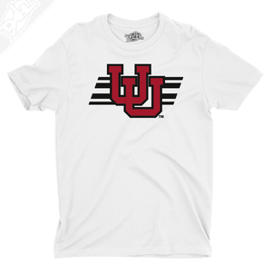 Interlocking UU w/Utah Stripe - Boys T-Shirt