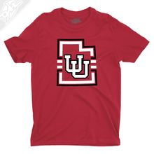 Load image into Gallery viewer, UU State Outline - Mens T-Shirt