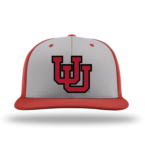 Red/Gray Performance Series Hat