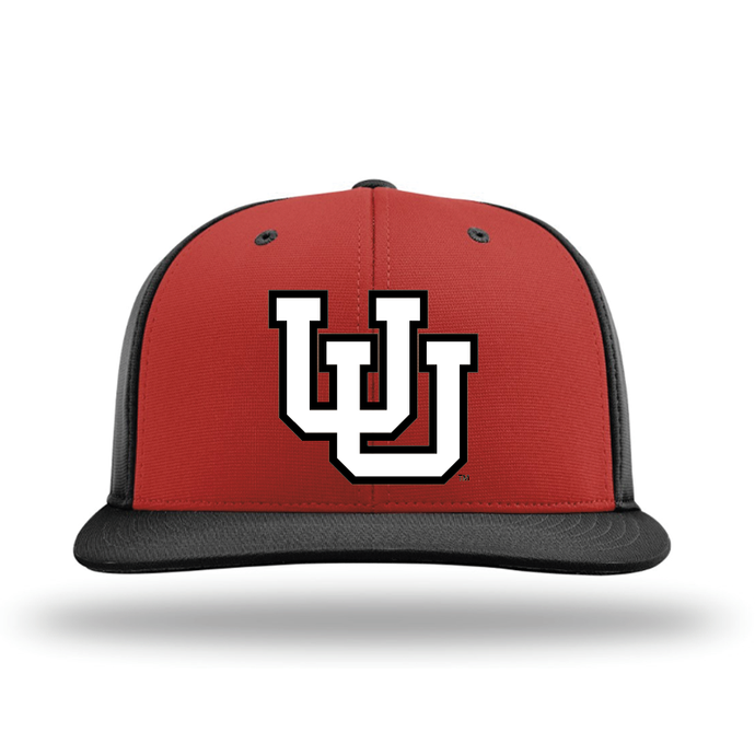 Red/Black Performance Series Hat