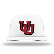 Load image into Gallery viewer, White Performance Series Hat