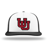 White/Black Performance Series Hat