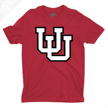 Load image into Gallery viewer, Interlocking UU - Boys T-Shirt