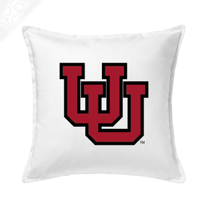 Interlocking UU - Pillow