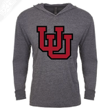 Interlocking UU - T-Shirt Hoodie