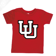 Load image into Gallery viewer, Interlocking UU- Infant/Toddler Shirt