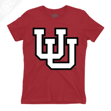 Load image into Gallery viewer, Interlocking UU - Girls T-Shirt