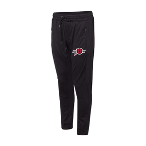 Black Performance Men's Jogger Pants