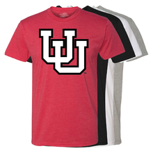 Load image into Gallery viewer, Interlocking UU - Mens T-shirt