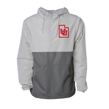 Load image into Gallery viewer, Lightweight Pullover Windbreaker Anorak Jacket