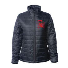 Load image into Gallery viewer, Womens Hyper-Loft Puffy Jacket