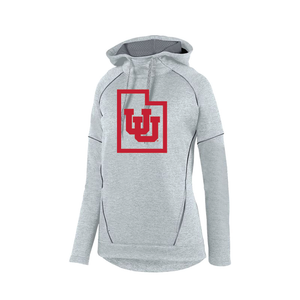 Women Tonal Heather Hoodie