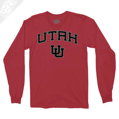 Utah Arch Interlocking UU - Long Sleeve