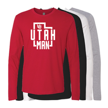 Load image into Gallery viewer, Utah Man - State - Long Sleeve