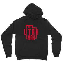 Load image into Gallery viewer, Utah Man - State -  Hoodie
