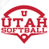 Utah Softball Vinyl Decal