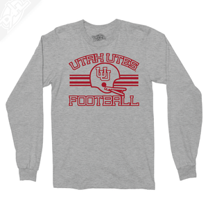 Utah Utes Football - Long Sleeve