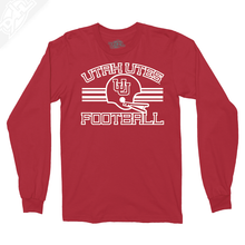 Load image into Gallery viewer, Utah Utes Football - Long Sleeve