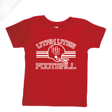 Utah Utes Football- Infant/Toddler Shirt