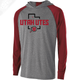 Utah Utes State w/Circle and Feather - Echo Hoodie