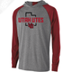 Utah Utes State w/Interlocking UU - Echo Hoodie
