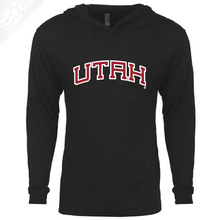 Load image into Gallery viewer, Utah Wordmark - T-Shirt Hoodie