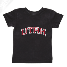 Load image into Gallery viewer, Utah Wordmark- Infant/Toddler Shirt