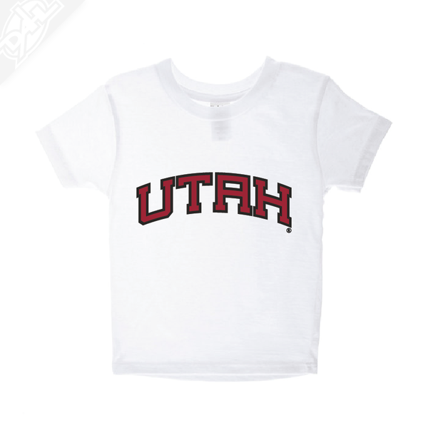 Utah Wordmark- Infant/Toddler Shirt