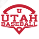 Utah Baseball Vinyl Decal