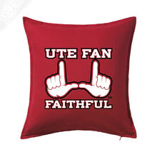 Load image into Gallery viewer, Ute Fan Faithful - Pillow
