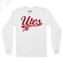 Load image into Gallery viewer, Utes Script - Long Sleeve