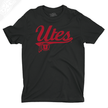 Load image into Gallery viewer, Utes Script - Mens T-Shirt