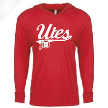 Load image into Gallery viewer, Utes Script - T-Shirt Hoodie