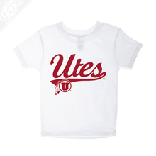 Utes Script- Infant/Toddler Shirt
