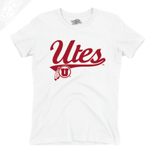 Load image into Gallery viewer, Utes Script - Girls T-Shirt