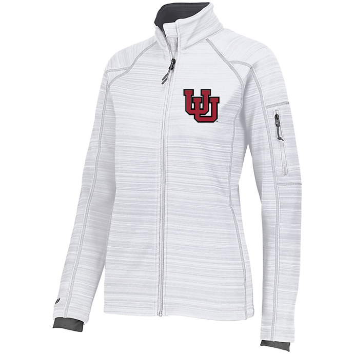 Womens White Deviate Jacket