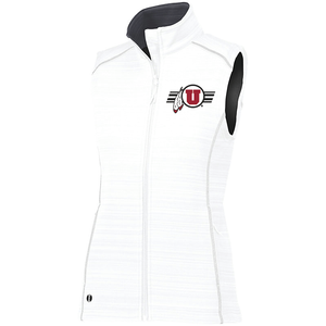 Womens White Deviate Vest