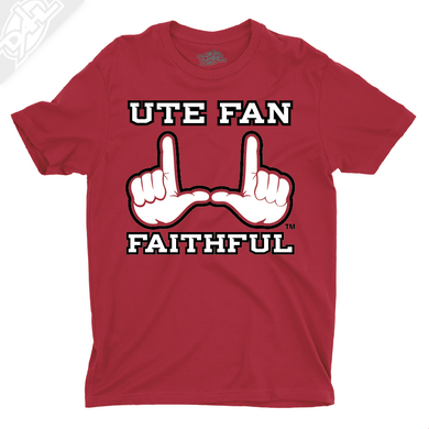 Ute Fan Faithful  - Mens T-Shirt