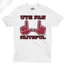 Load image into Gallery viewer, Ute Fan Faithful  - Boys T-Shirt