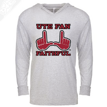 Load image into Gallery viewer, Ute Fan Faithful  - T-Shirt Hoodie