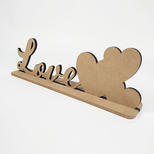 Love Name Block / Personalized Name Block