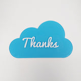 Thanks Cloud Tag / Personalized Cloud Tag