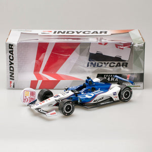 GreenLight 1:18 2018 #15 Graham Rahal / Rahal Letterman Lanigan Racing, United Rentals 11027