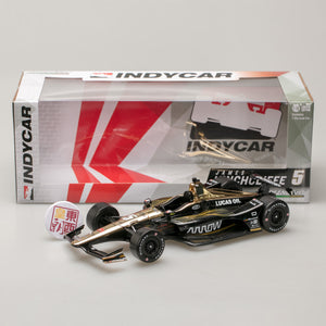 GreenLight 1:18 2018 #5 James Hinchcliffe / Schmidt Peterson Motorsports, Arrow 11029