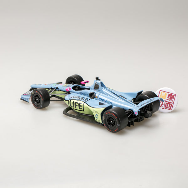 GreenLight 1:18 2018 #63 Pippa Mann / Dale Coyne Racing, Donate Life Indiana 11038