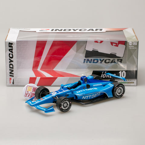 GreenLight 1:18 2018 #10 Ed Jones / Chip Ganassi Racing, NTT Data 11039